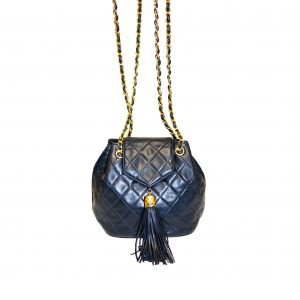 Chanel Vintage Tassel Bag