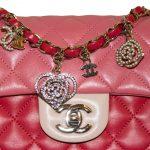 CHANEL Limited Edition Tricolor Mini Flap Bag